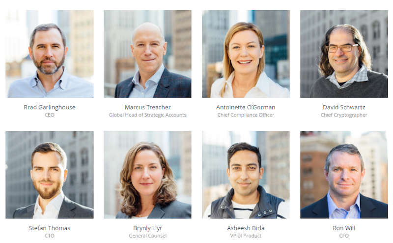 Ripple Management Team