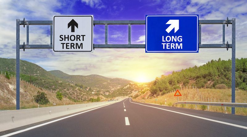 Short Term vs Long Term