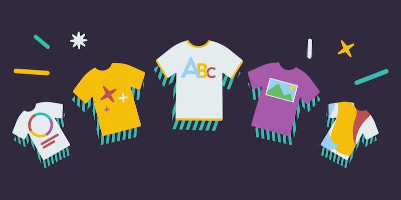Designing T-Shirts