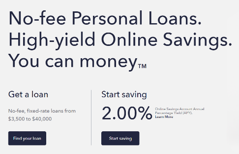 Marcus No-fee Personal Loans