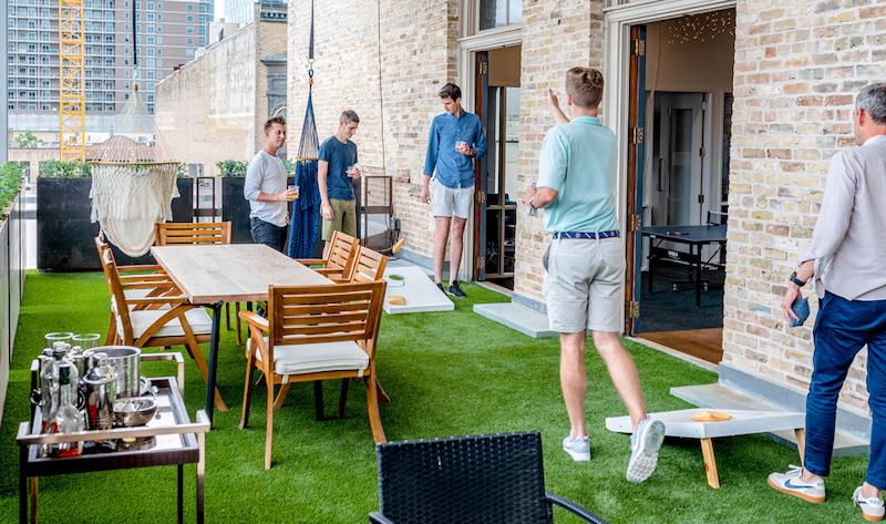 Rent Your Backyard