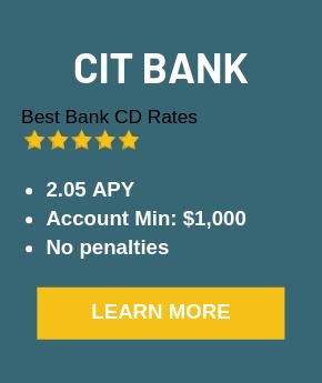 CIT Bank banner