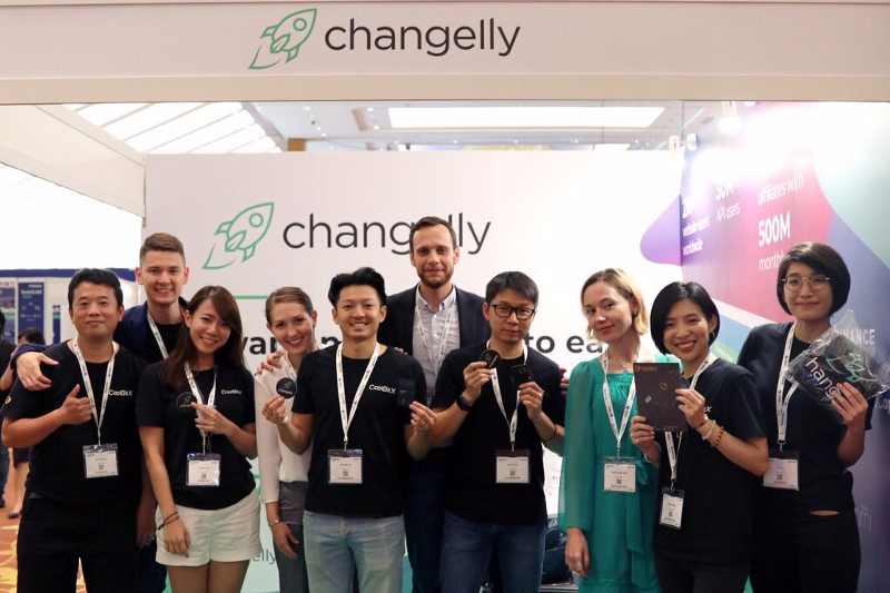 Changelly Team