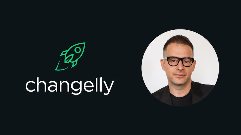 Eric Benz CEO of Changelly