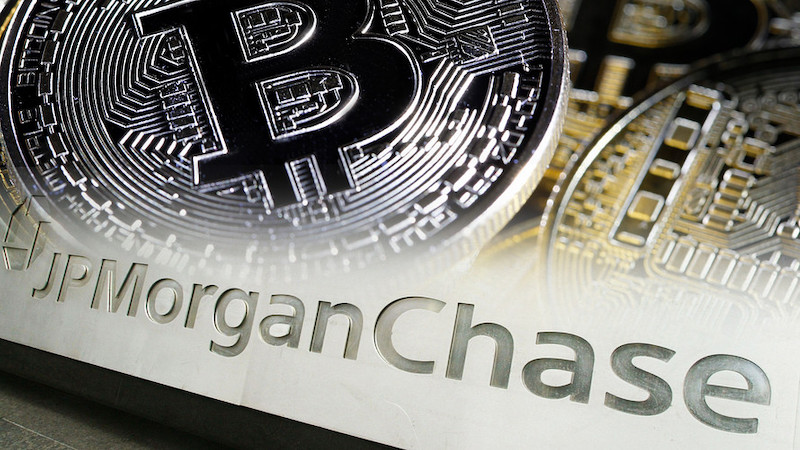 JP Morgan Cryptocurrency