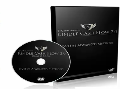Kindle Cash Flow DVD 4