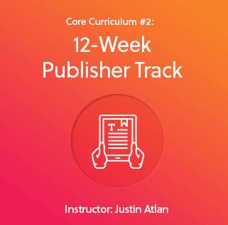 CB University 12-week publisher track