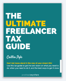 The Ultimate Freelancer Tax Guide