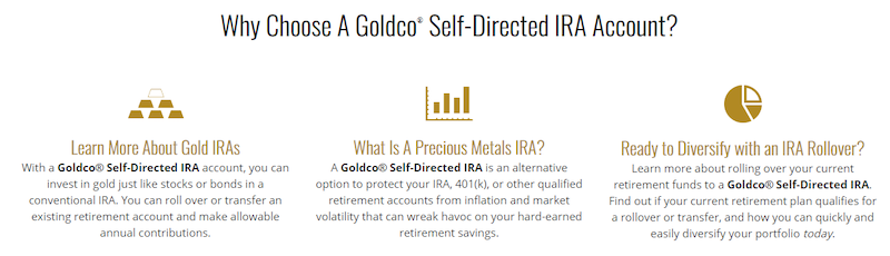 Goldco Self-Directed IRA