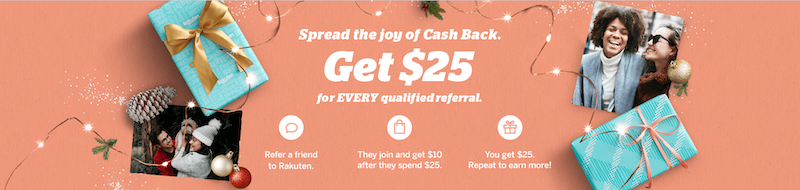 Rakuten Refer a Friend