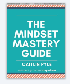 The mindset mastery guide