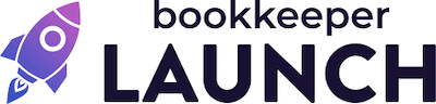 Bookkeeper Launch logo