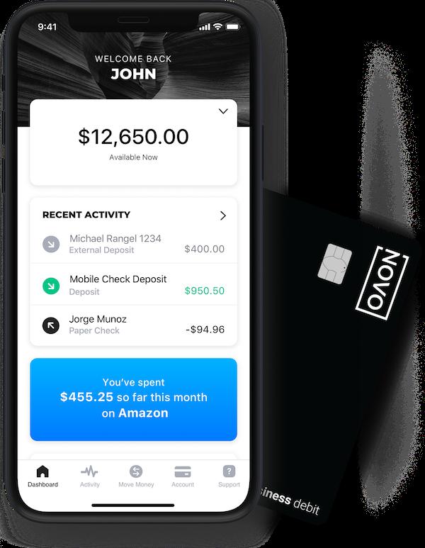 Bank Novo App