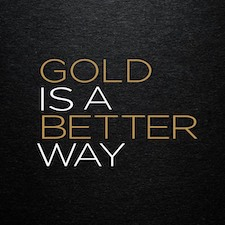 Gold is a Better Way Icon