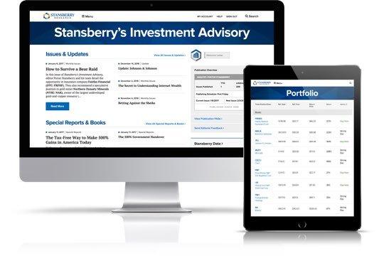 Stansberry Investment Advisory