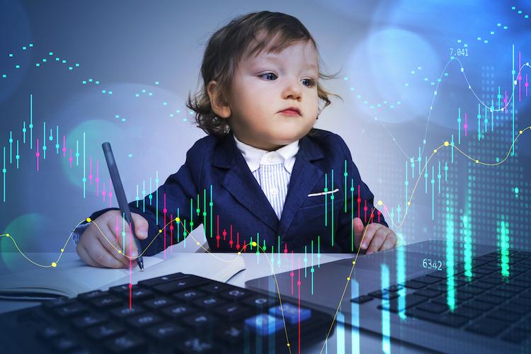 Minimum Age to Buy Stocks